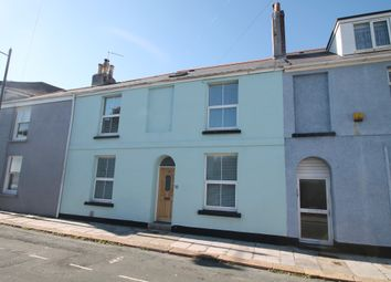 Thumbnail 3 bed cottage for sale in Brownlow Street, Stonehouse, Plymouth