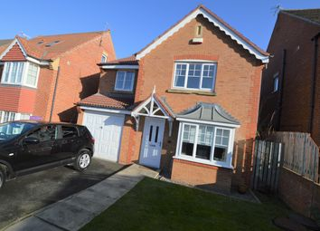 Thumbnail 4 bed detached house for sale in Farm Well Place, Prudhoe