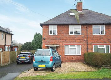 Thumbnail 1 bed flat for sale in Manor Lane, Stourbridge