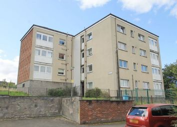 Thumbnail 2 bed flat for sale in 5, Woodside Court, Coatbridge ML55Le