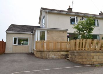 Thumbnail 3 bed semi-detached house for sale in Silver Street, Kilmersdon