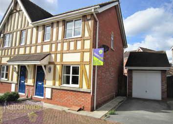 Thumbnail 2 bedroom semi-detached house to rent in Holland House Court, Walton-Le-Dale, Preston