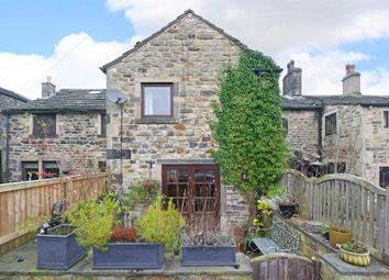 Thumbnail 3 bed terraced house for sale in Main Street, Addingham, Ilkley