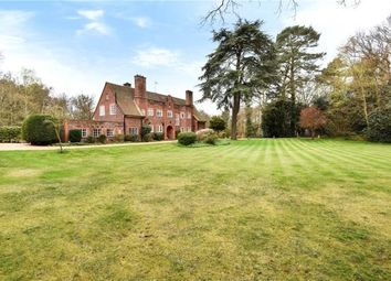 Thumbnail 6 bed detached house for sale in Stevens Hill, Yateley, Hampshire