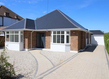 Thumbnail 3 bed detached bungalow for sale in Beach Avenue, Barton On Sea, New Milton