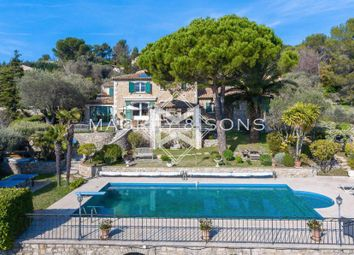 Thumbnail 7 bed villa for sale in Mougins, 06250, France
