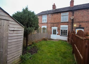 2 bed terraced house for sale in Long Row, Shardlow, Derby DE72