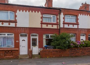 Thumbnail 2 bedroom terraced house for sale in Newcastle Avenue, Blackpool