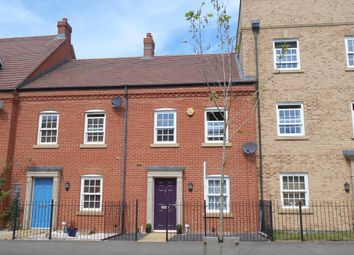 Thumbnail 3 bed terraced house for sale in Saxon Way, Great Denham, Bedfordshire