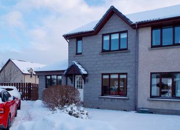 Thumbnail 4 bed property for sale in Stewart Grove, Alford