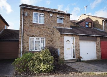 Thumbnail 3 bed link-detached house for sale in The Delph, Lower Earley, Reading, Berkshire