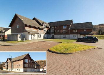 Thumbnail 2 bed flat for sale in Cowan Place, Oban, Argyllshire