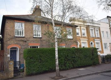 Thumbnail 4 bed semi-detached house for sale in Arragon Road, Twickenham
