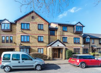 Thumbnail 1 bed flat to rent in Riverside Close, Clapton, Hackney
