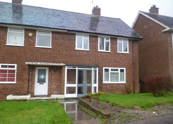 Thumbnail 3 bed terraced house to rent in Faraday Avenue, Quinton, Birmingham
