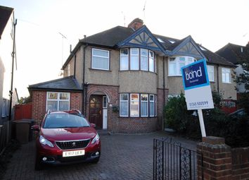 Thumbnail 3 bed semi-detached house for sale in Fourth Avenue, Chelmsford