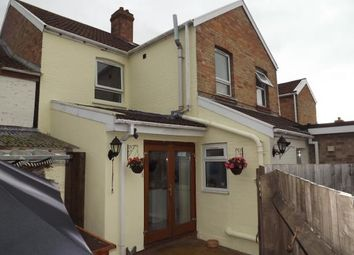 Thumbnail 3 bed end terrace house for sale in Puriton, Bridgwater, Somerset