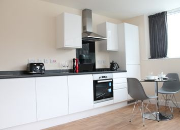 Thumbnail 2 bedroom flat to rent in Castle Court, The Minories, Dudley