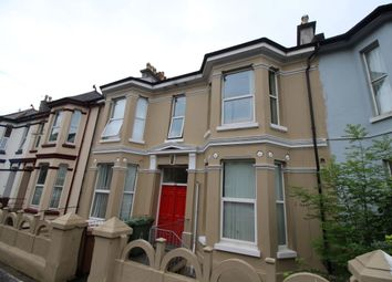 Thumbnail Studio to rent in Connaught Avenue, Mutley, Plymouth
