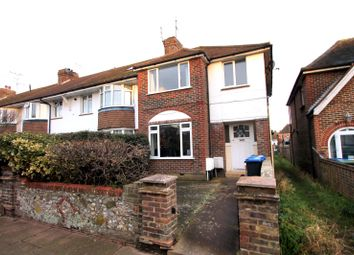 Thumbnail 1 bedroom flat to rent in Bramley Road, Broadwater, Worthing