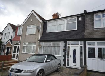 Thumbnail 3 bed terraced house for sale in Amberley Road, London