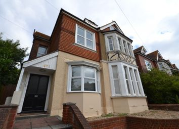 Thumbnail 1 bed flat to rent in De La Warr Road, Bexhill On Sea