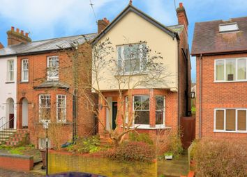 Thumbnail 4 bed detached house for sale in Belmont Hill, St.Albans