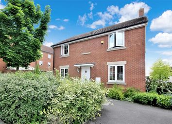 Thumbnail 4 bed detached house for sale in Cloatley Crescent, Royal Wootton Bassett, Wiltshire
