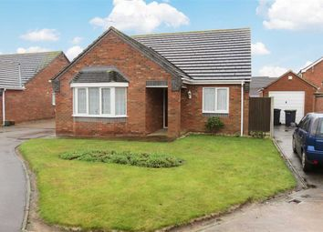 Thumbnail 3 bed detached bungalow for sale in The Firs, Ruskington, Sleaford