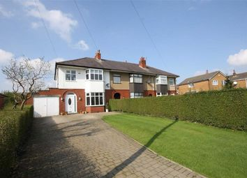 Thumbnail 3 bed semi-detached house to rent in Croston Road, Leyland