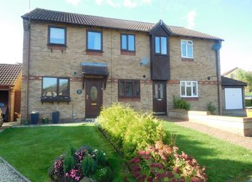 Thumbnail 2 bed property to rent in Portmore Close, Sparcells, Swindon