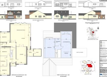 Thumbnail 3 bed detached bungalow for sale in South Knighton, Newton Abbot, Devon