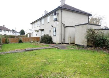 Thumbnail 3 bedroom semi-detached house for sale in Cashmore View, Leicester