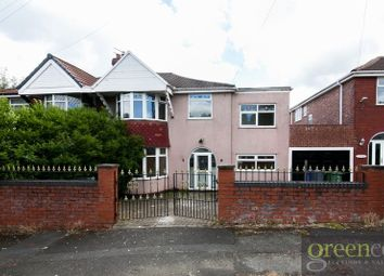 Thumbnail 4 bed semi-detached house to rent in Middleton Road, Crumpsall, Manchester