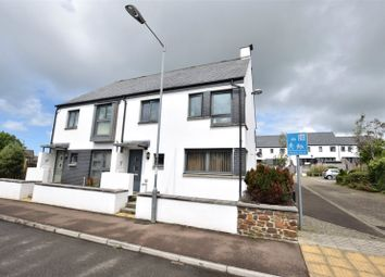 Thumbnail 3 bed semi-detached house for sale in Elizabeth Road, Bude