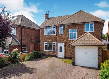 Thumbnail 3 bed detached house for sale in Thoresby Road, Bramcote, Nottingham, Nottinghamshire