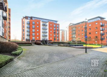 Thumbnail 1 bed flat for sale in The Water Quarter, Galleon Way, Cardiff Bay