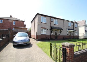 Thumbnail 3 bed semi-detached house for sale in Graham Drive, Airedale, Castleford, West Yorkshire