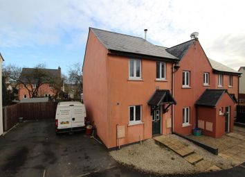 Thumbnail 2 bed end terrace house for sale in Parc Tarell, Brecon