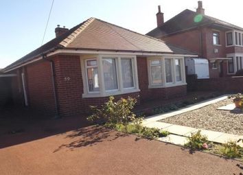 Thumbnail 3 bed bungalow to rent in Sandhurst Avenue, St. Annes, Lytham St. Annes