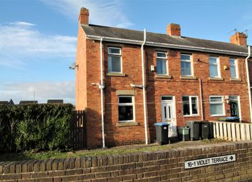 Thumbnail 2 bed end terrace house for sale in Violet Terrace, Burnmoor, Houghton Le Spring