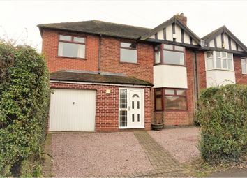 Thumbnail 5 bed semi-detached house for sale in Church Drive, Keyworth
