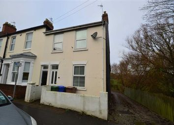 Thumbnail 3 bed end terrace house for sale in Cliff Road, Hornsea, East Yorkshire