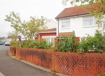 Thumbnail 3 bed semi-detached house for sale in The Close, Portskewett