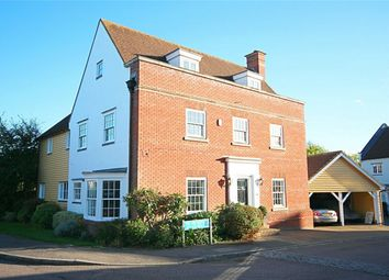 Thumbnail 5 bedroom detached house for sale in The Shearers, Bishop's Stortford, Hertfordshire