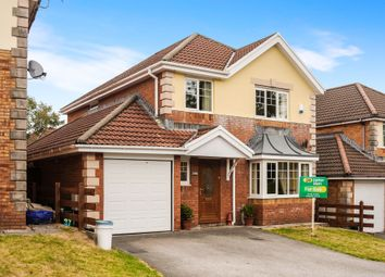 Thumbnail 4 bed detached house for sale in Swyn Y Nant, Thomastown, Porth