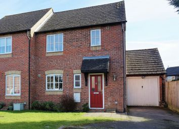Thumbnail 2 bed semi-detached house for sale in Cavendish Court, Newbury