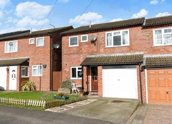 Thumbnail 3 bed semi-detached house for sale in Coniston Close, Thatcham