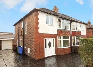 Thumbnail 4 bed semi-detached house for sale in Park Road, Romiley, Stockport