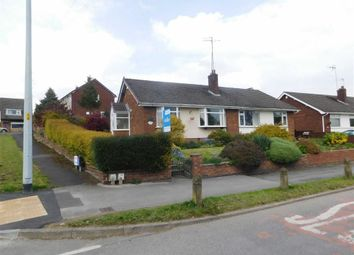 Thumbnail 2 bedroom semi-detached bungalow for sale in Osborne Street, Bredbury, Stockport